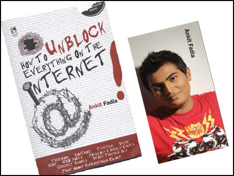 How to unblock everything on the internet by Ankit Fadia on amazon